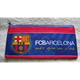 Official FC BARCELONA home style pencil case.