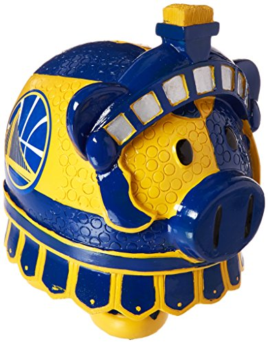 FOCO Golden State Warriors Thematic Piggy Bank