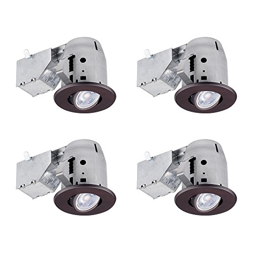 3 Led Recessed Light Fixtures