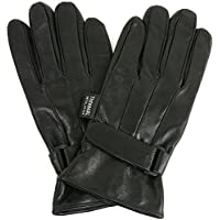 Alpine Swiss Men's Dressy Genuine Leather Gloves