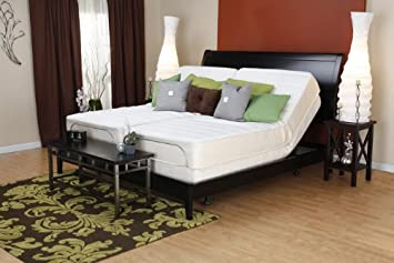 Select Foam Leggett and Platt Prodigy Adjustable Bed