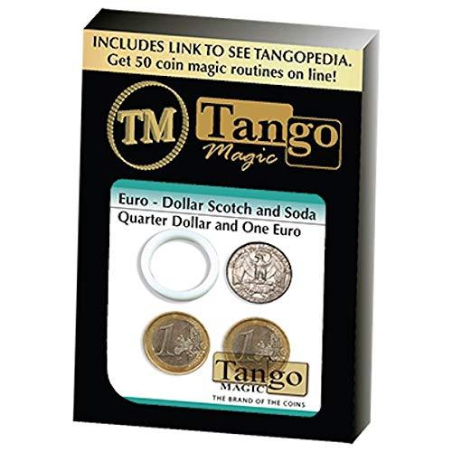 Tango Magic Scotch & Soda ¼ Dollaro / 1 Euro TANGO_MAGIC