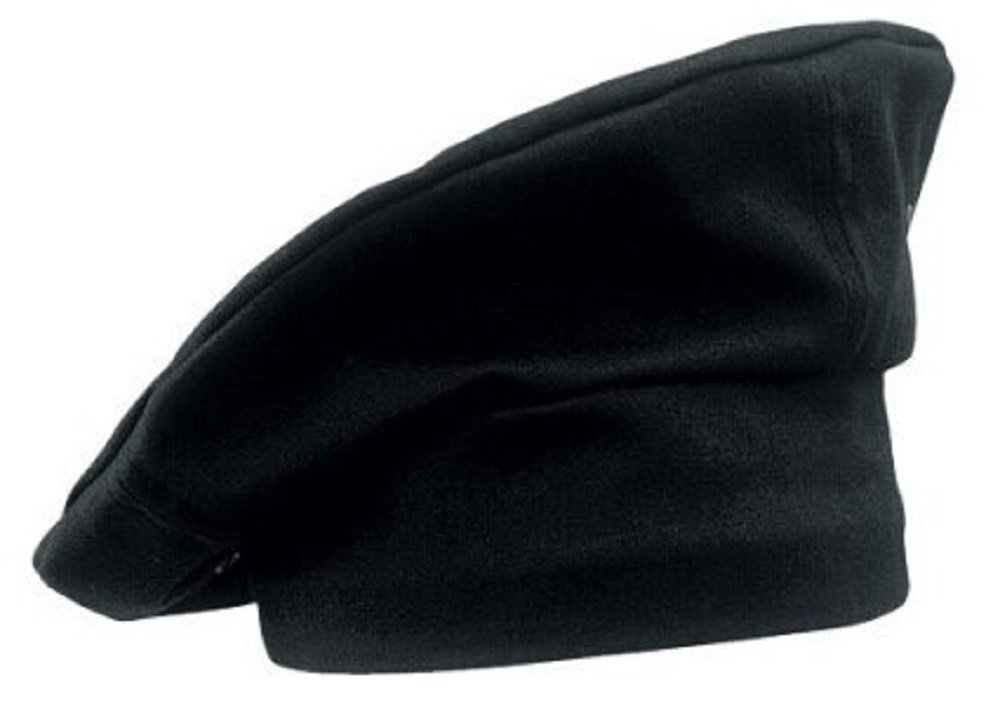 Chef Design Chef Toque Hat Black FB39BKE
