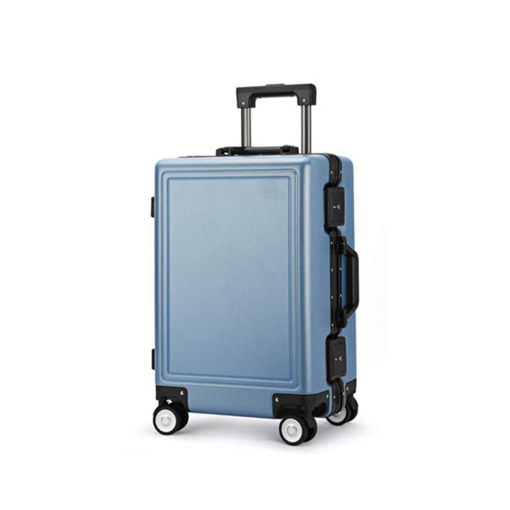 スーツケース - トロリーケース、ユニバーサルホイール、パスワード、荷物、トラベルトロリー、軽量、シャーシ - スーツケース HARDY-YI 6544 (サイズ さいず : 24 inches) B07RZCLXR1  24 inches