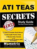 img - for [By TEAS Exam Secrets Test Prep Team] ATI TEAS Secrets Study Guide: TEAS 6 Complete Study Manual, Full-Length Practice Tests (Paperback) 2018 by TEAS Exam Secrets Test Prep Team (Author) (Paperback) book / textbook / text book