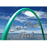 Sea Foam Pearl Colored PolyPro Practice Hula Hoop - You Choose Your Size