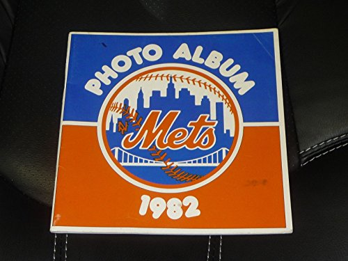 1982 NEW YORK METS PHOTO ALBUM YEARBOOK COLOR PHOTOS OF ALL YOUR (New York Mets Photo Album)