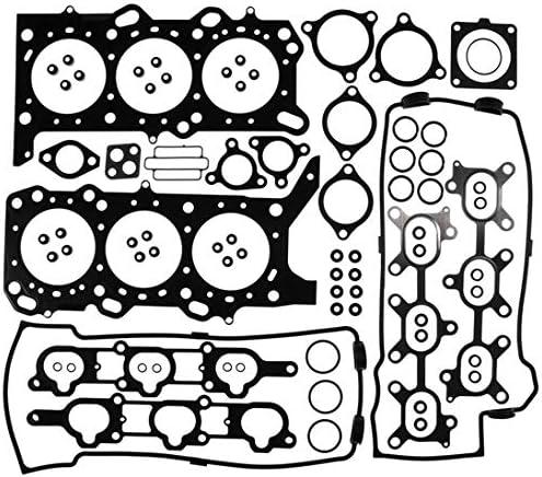 Victor Engine Cylinder Head Gasket Set HS54580A Mahle