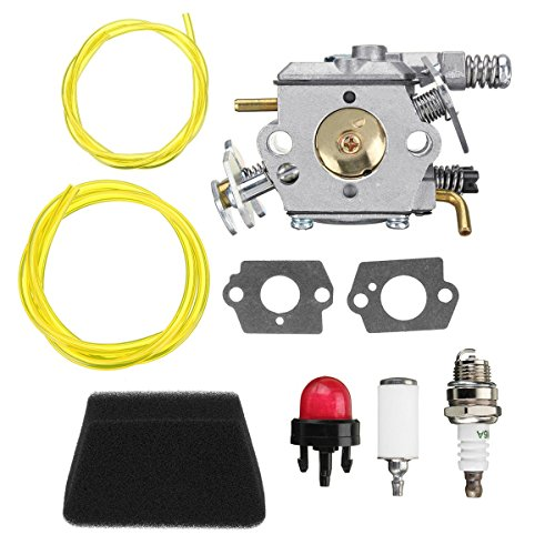 Price comparison product image Pukido Chainsaw Carburetor Carb 545081885 For Poulan 1950 2050 2150 Walbro WT 891 662