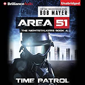 Time Patrol Audiobook