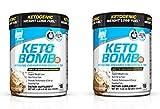 BPI Sports Keto Bomb Creamer Caramel Macchiato (Pack of 2)