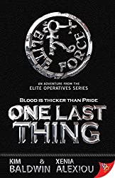 One Last Thing (Elite Operatives series Book 7) (English Edition)