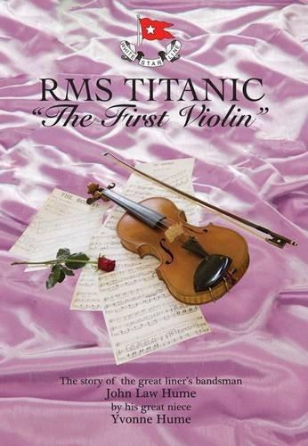 RMS Titanic: The First Violin pdf
