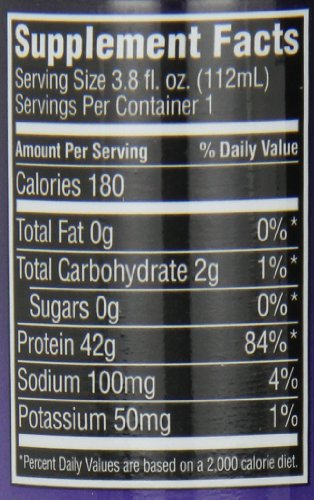 Supplement & Nutritional Facts