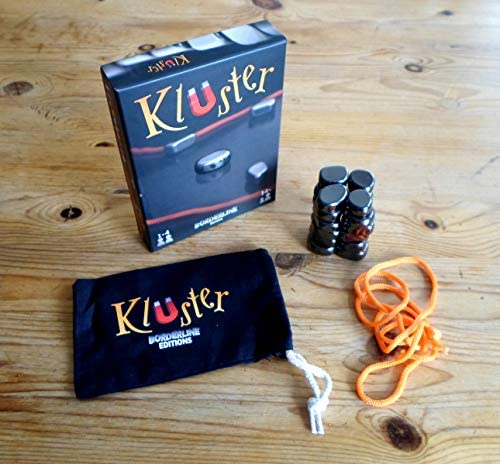 Borderline Editions Kluster - Castellano: Amazon.es: Juguetes y juegos