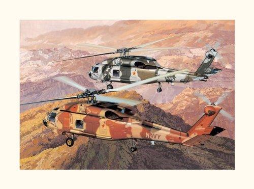 1 Dragon 144 - Dragon 1/144 SH-60F Oceanhawk NSAWC