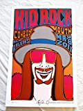 #7: 2011 Kid Rock New Orleans Concert Poster Autographed By Artist