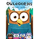 Owlegories Vol. 2 - The Ant, The Fruit, The Butterfly