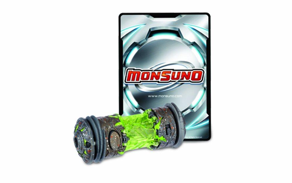 NEW Giochi Preziosi GPZ24984 In Stock Wild Core Monsuno WILD TROPIC FURY Motorized Spin
