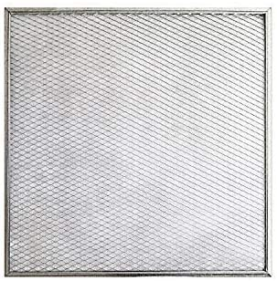 16x24x1 Lifetime Air Filter Never Buy a New Filter Electrostatic A//C Furnace Air Filter Silver 94/% Arrestance
