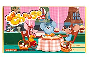 Logic Roots Say Cheese Cafe Multiplication Tables Game Stem toy Maths Resource