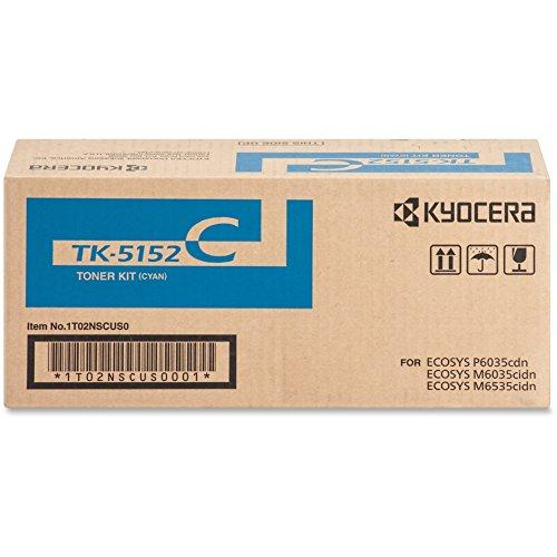 Kyocera TK5152C Toner Cartridge - Cyan