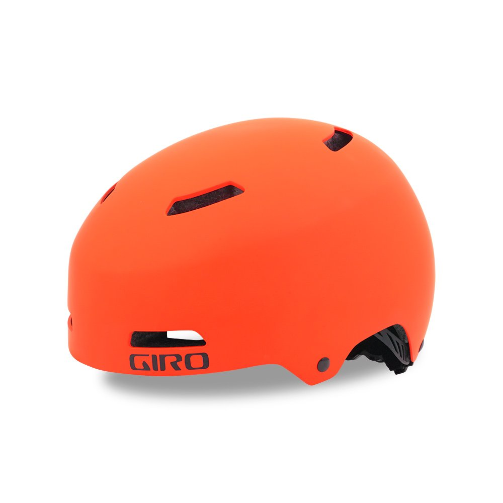 Giro Quarter FS MIPS BMX Dirt Fahrrad Helm Orange 2019