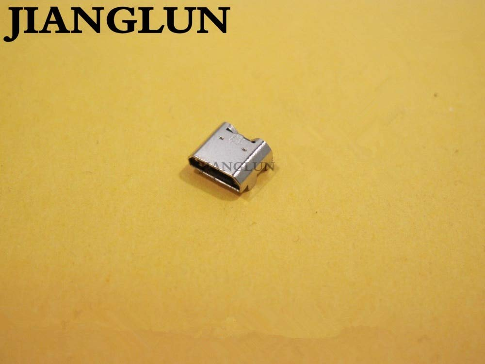Cable Length: 80pcs Computer Cables Yoton New USB Charger Charging Port Dock Connector Repair Part for LG G Pad 8.3 VK810