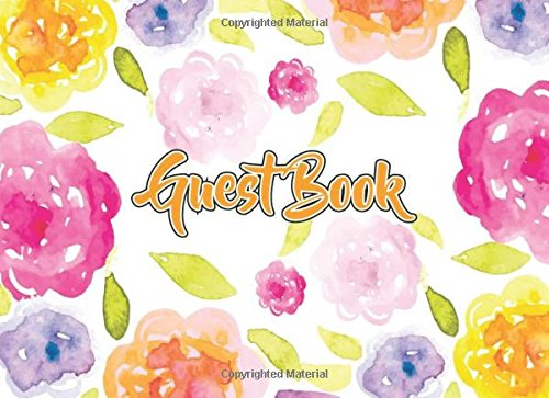 Unique Guest Book: For All Important Events, Wedding Guest Book, Baby Shower Guest Book. Party Guest Book.  [Good for over 300 Guests Use As You Wish ... Charm Unique Wedding Guest Books) (Volume 2) ebook