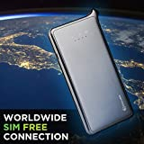 GlocalMe U2 LTE Global Mobile Hotspot Wi-Fi with 2GB Global Initial Data, SIM Free, for Internet Coverage in Over 100 Countries, Compatible with Smartphones, Tablets, Laptops and More - (Grey)