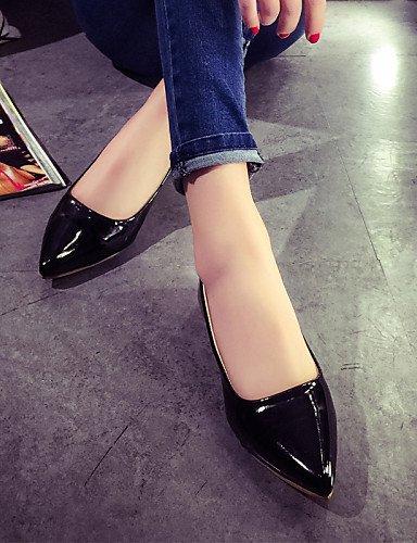 mujer de sint zapatos piel de PDX a8Pwgtq08