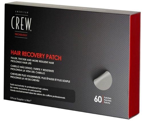 American Crew Trichology Patch de récupération de cheveux, 60-Patches