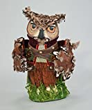 Katherine's Collection owl tree topper Woodland Into the Woods 13""