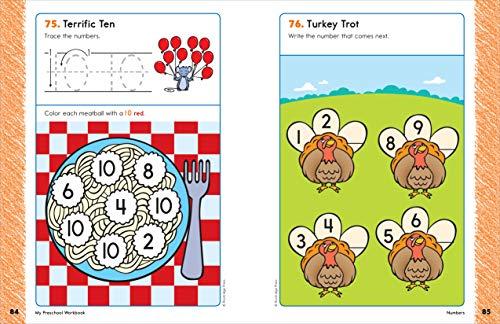 My Preschool Workbook: 101 Games & Activities that Prepare Your Child for School (My Workbooks)