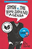 capa de Simon vs. the Homo Sapiens Agenda Special Edition