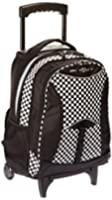 Travelers Choice Luggage Pacific Gear Lightweight Rolling Backpack