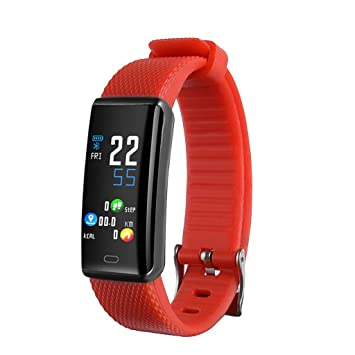Amazon.com: NOMENI Smart Watch Health Tracker Waterproof R9 ...