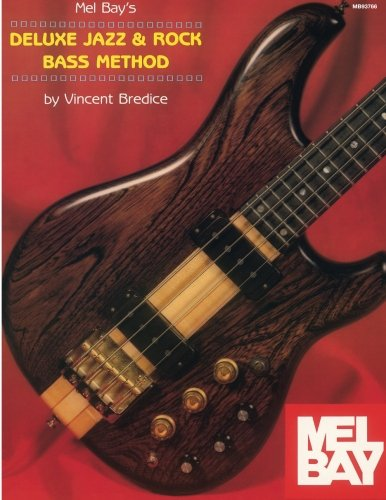 Deluxe Jazz & Rock Bass - Mel Bay Bass