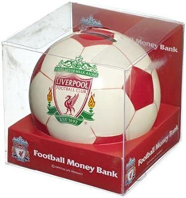 Liverpool F. C. - Hucha, diseño de balón de fútbol de equipo ...