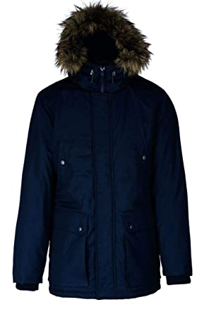 Kariban Parka Grand Froid Homme K621 Amazon Fr Vetements Et