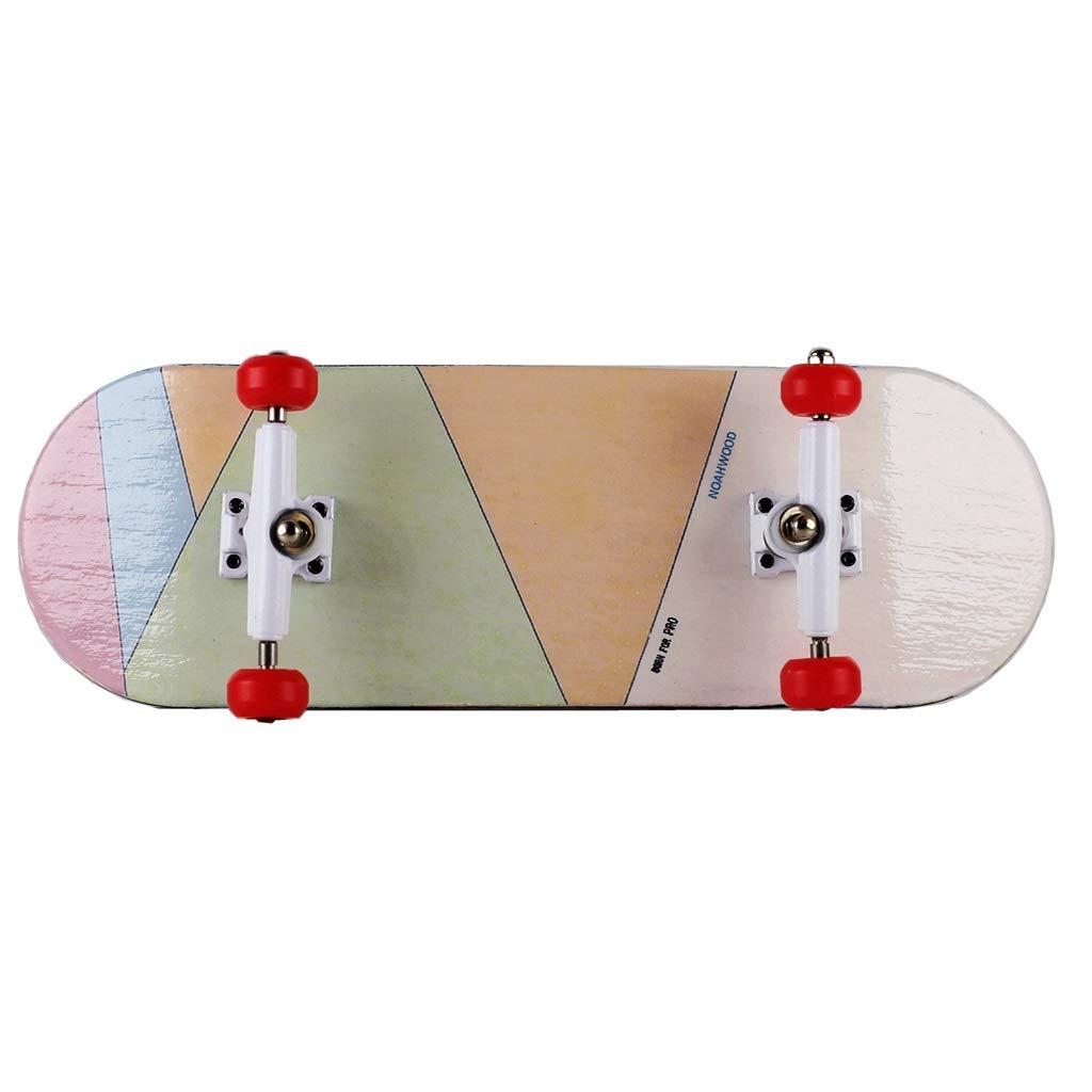 NOAHWOOD Wooden PRO Fingerboards (Deck,Truck,Wheel / a Set) (Born for PRO)