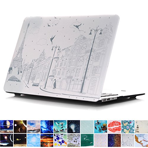 MacBook PapyHall Printing Collection Protective