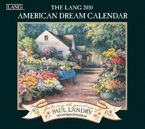 American Dream 2010 Wall Calendar ()