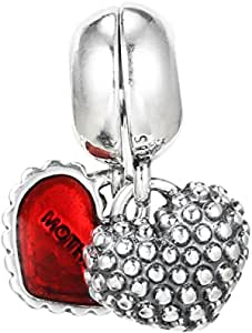 Pendant for Women by Pandora, Silver, 790950EN27