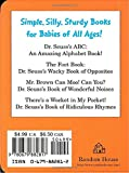 Dr. Seusss ABC: An Amazing Alphabet Book!