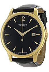Tissot Tradition Leather Ladies Watch T0636103605700
