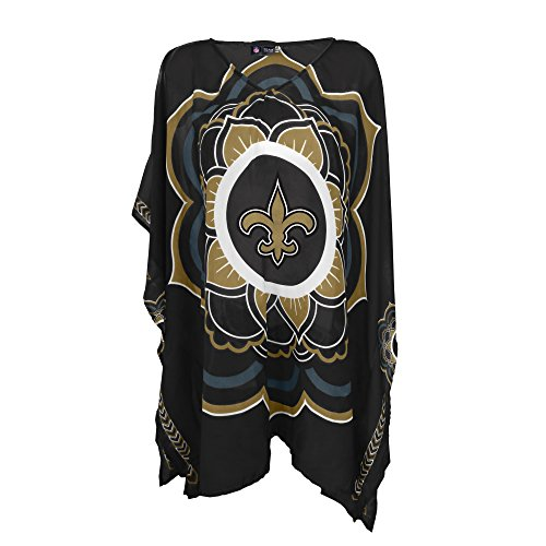 NFL New Orleans Saints Caftan