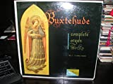 BUXTEHUDE, COMPLETE ORGAN WORKS, VOL 5, 14 CHORAL PRELUDES,