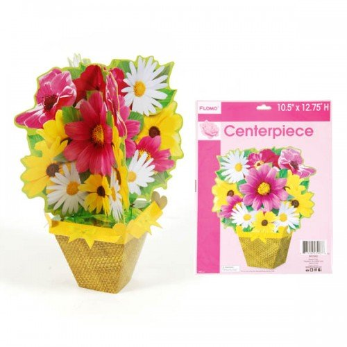 UPC 677916579076, FLOMO Floral Centerpiece
