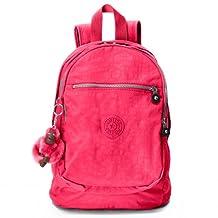 Kipling Challenger Backpack, Vibrant Pink, One Size